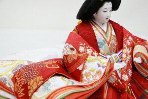 120歓喜雛15人(雛人形7段飾り)【お雛様】【雛人形七段飾り】【雛人形15人飾り】【ひな祭り】【送料無料】