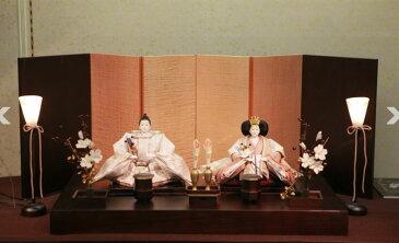 アート&デザイン後藤由香子作 feel フィール 創作雛人形平飾り 【雛人形親王飾り】