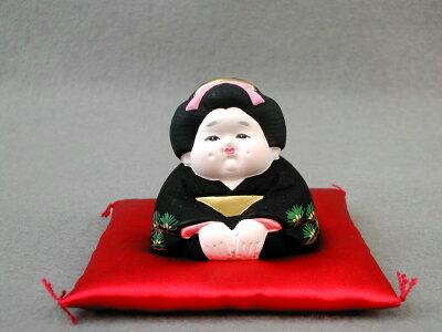 (三福)お多福No.1【お福人形】