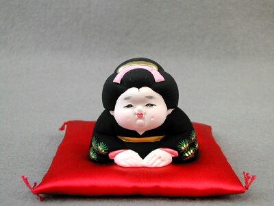 (三福)お多福No.2【お福人形】