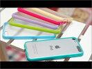 【全10色】iPodtouch5/touch6対応TPUハードケース|第5世代/第6世代ソフトシリコンカバー|半透明防指紋無地クリア7S+|