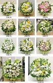 【送料無料】moriyaのお供えアレンジメント☆優しいお花で穏やかな気持ちに。【あす楽対応で即日発送】【フラワー】
