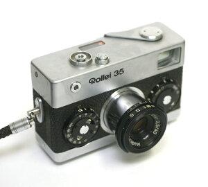 シンガポール製カメラ ローライ 35 Rollei 35