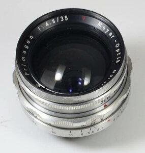 ドイツ製レンズ マイアーオプティック プリマゴン 4.5/35 M42用Meyer-Optik Görlitz Pr...