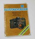 ドイツ製 プラクチカEE2マニュアルManual for Praktica EE2