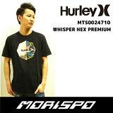 [旧モデル]HURLEY/ハーレー/WHISPERHEXPREMIUMTEE/MTS0024710/Tシャツ[モリスポ]
