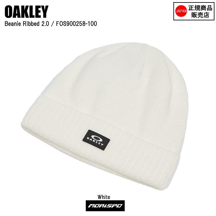メンズ帽子, ニット帽 OAKLEY BEANIE RIBBED 2.0 2.0 FOS900258 FA