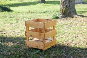 木箱テーブル