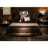 ベッド ベッドフレーム ダブルサイズ D bed 布地 ファブリック フロア ロータイプ ワイド 寝室 ベッドルーム インテリア 家具 北欧 モダン おしゃれ 高級 新生活