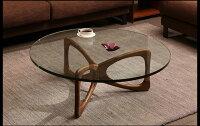 テーブルガラステーブルtableセンターテーブル『osso』