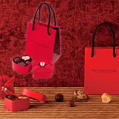 小さな赤い情熱、モンクールルージュ モロゾフ バレンタインチョコレート2013 プティコフレ 4...