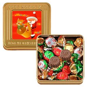 ミニ缶にぎっしり詰めたクリスマス限定スイーツ クリスマス限定クリスマス ラウンドプレーン(...