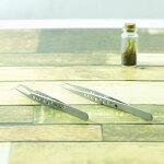 使いやさ抜群精密ピンセットストレートカーブセットテラリウムアクアテラリウム苔植栽作業