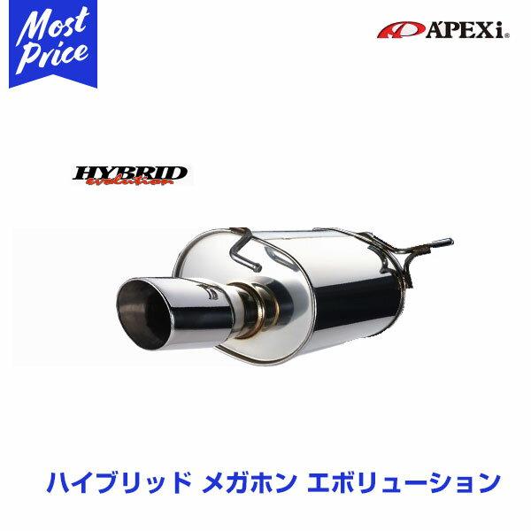 排気系パーツ, マフラー APEXI SUZUKI CBA-ZC31S M16A 059103 HYBRID MEGAPHONE evolution 116AS007 54502