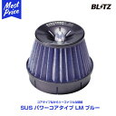 BLITZ ブリッツ SUS POWER CORE TYPE LM E1 【56030】 スカイ...