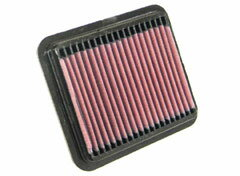 K&N REPLACEMENT FILTER エアフィルター SUZUKI エリオ RB21S 01.11-02.06 M15A 1500 【33-2258】