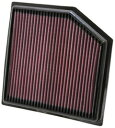 K&N REPLACEMENT FILTER エアフィルター TOYOTA マークX GRX1...