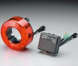 IPF LED丸形テール&ストップランプ 【TL-01】カスタムマテリアル用 12v-0.3w(TAIL)/-3.3w(STOP)(1個入)   アイピーエフ CUSTOM パーツ TAIL&STOP LAMP TL01
