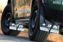 JAOS マッドガード車種別取付キット ランドクルーザーミニ クロスオーバー 【B610950】 98.01-07.08