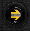 MOMO (モモ) ホーンボタン YELLOW ARROW 〔HB-01〕