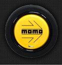 MOMO (モモ) ホーンボタン MOMO YELLOW 〔HB-03〕
