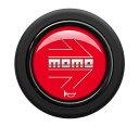 MOMO モモ ホーンボタン MOMO ARROW RED モモアローレッド【H...
