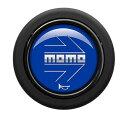 MOMO モモ ホーンボタン MOMO ARROW BLUE モモアローブルー【...