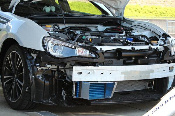 冷却系パーツ, オイルクーラー TRUST GReddy 10 BRZ MC FA20 1608-12064607 OILCOOLER KIT CIRCUITSPEC 10 SUBARU ZC6