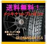 【スタッドレスタイヤ&アルミホイールセット】 MDX YD1 CDM1 1770+53 5-114 ブラック 【ヨコハマ/YOKOHAMA】 GEOLANDAR IT-S 235/65R17