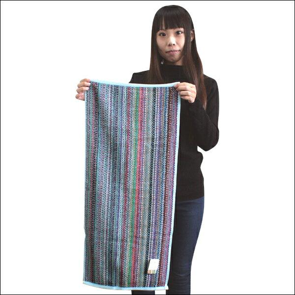 林タオル残りものにはエコがある!残糸タオルフェイスタオル34cm×80cmエコタオル綿コットン プチギフトプレゼントかわいいおしゃれギフトフェイスタオル綿100%フェースタオル