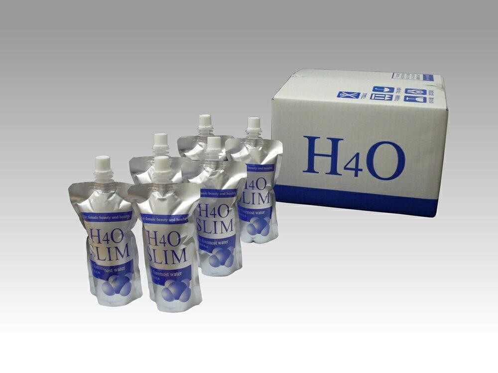 【即日出荷します】 H4Oスリムタイプ 25本セット【水素水】最短便 180ml×25本