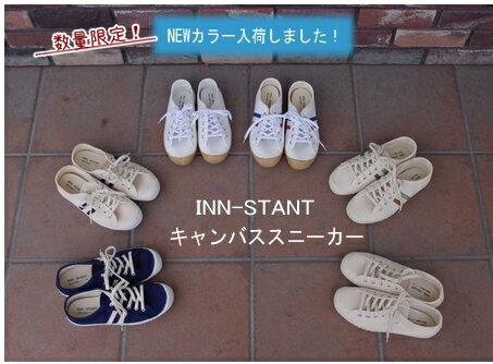 prit(プリット) INN−STANT インスタント キャンバススニーカー シューズ 3...