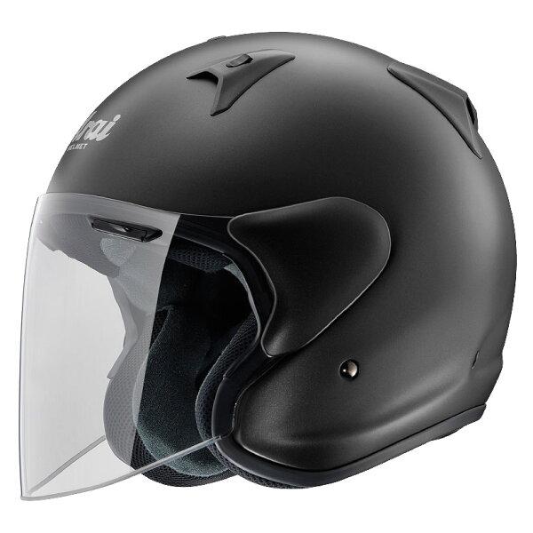 ARAIアライジェットヘルメットSZ-G(エスゼットジー)フラットブラックXLサイズ61-62cm