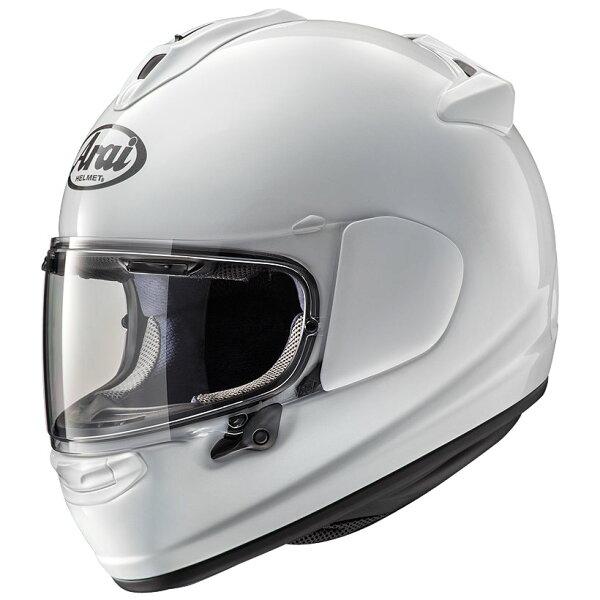 ARAIアライフルフェイスヘルメットVECTOR-X(ベクターX)グラスホワイトXLサイズ61-62cm