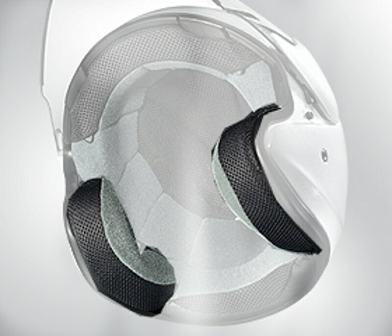 ヘルメット用アクセサリー・パーツ, インナー・パッド ARAI SZ-G 15MM 065492