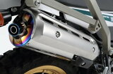SEROW250FI JBK - DG17J スリップオン サイレンサー ビームス ( BEAMS ) パワートレックマフラー 政府認証 22年騒音規制対応