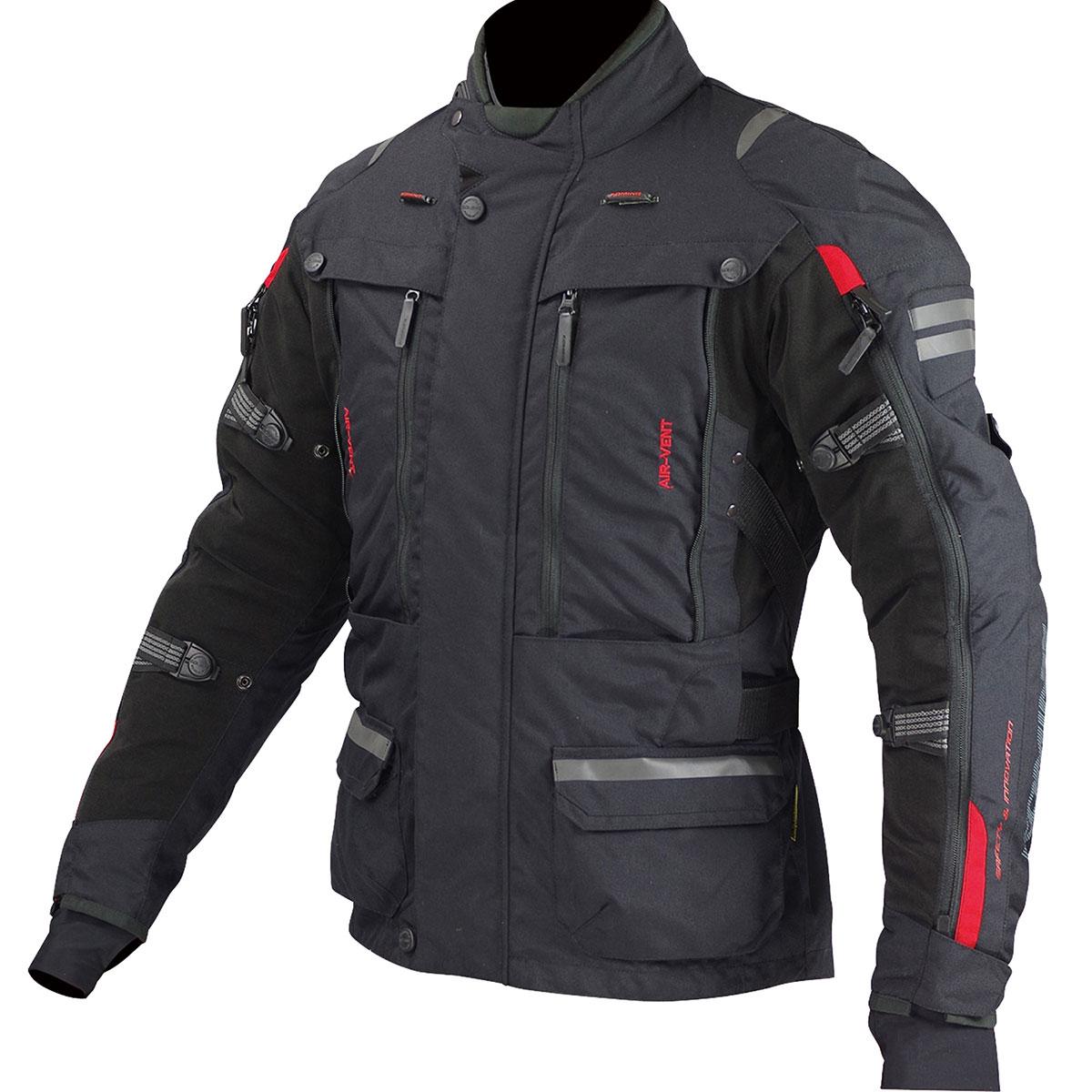 バイクウェア・プロテクター, ジャケット  (Komine) Jacket JK-574 - M 07-574BKM