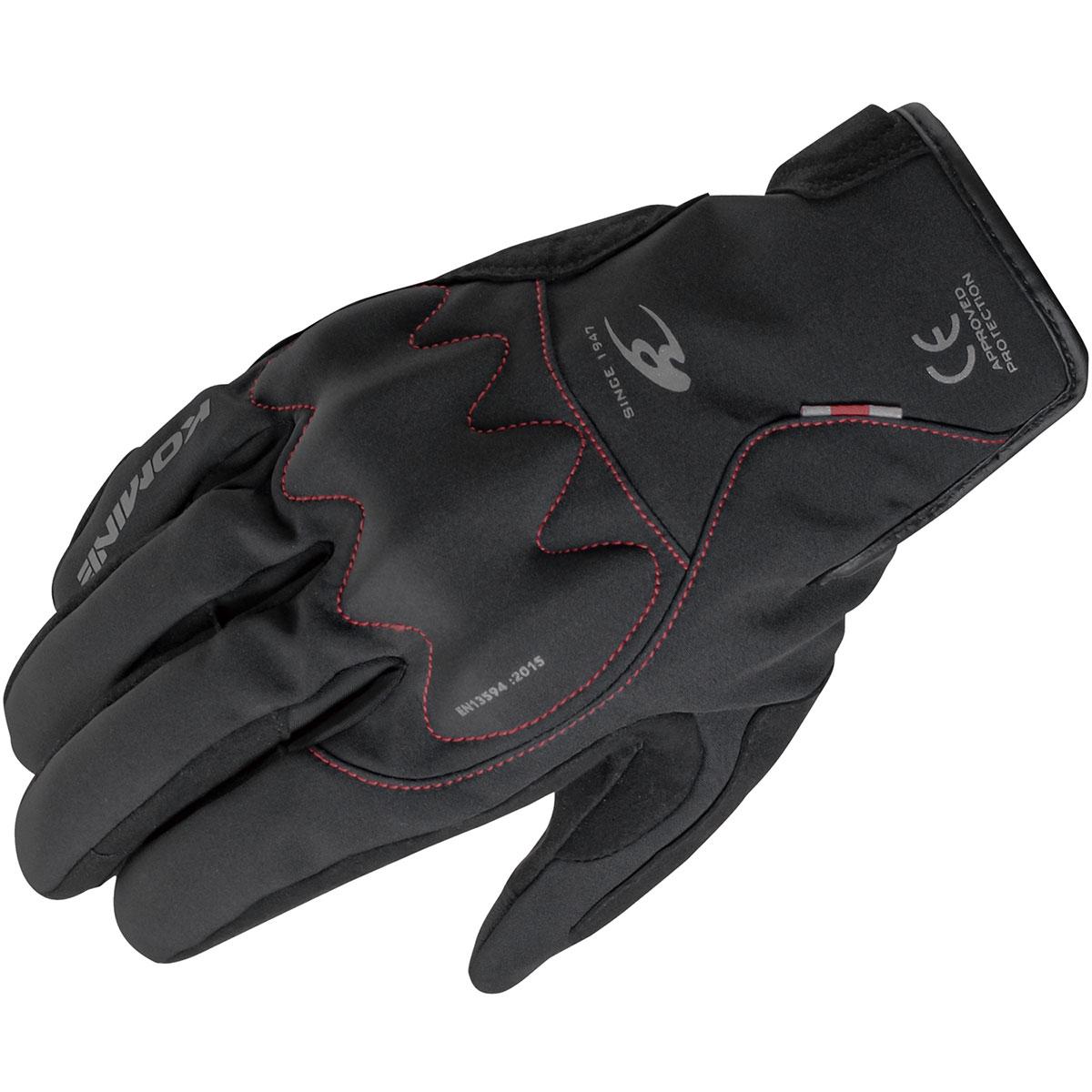 バイクウェア・プロテクター, グローブ  (Komine) Gloves GK-829 AIR GEL 3XL 06-829BKRD3XL