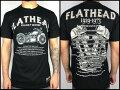 【MSF】≪FRANKYMOUSE≫プリントTシャツ『FLATHEAD』フラットヘッドエンジンフランキーマウス