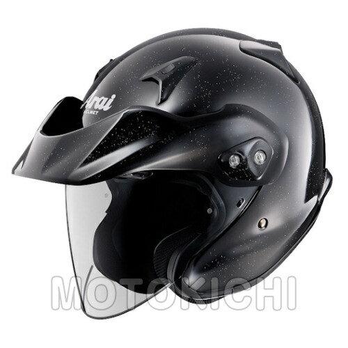 AraiCT-Zアライヘルメットグラスブラック'CT-Z'