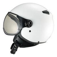 シレックスバーキンZZ210K-RMBKパイロットタイプヘルメットレギュラーマッドブラックメタリックフリーサイズ(57-59CM)