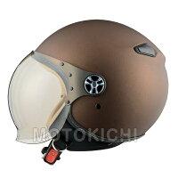 【即納可】BARKINバーキンZS-210KRPBLヘルメットREGULARパールブラックフリーサイズ(57〜59cm)