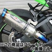 NASSERT-Evolution Type2 スリップオンマフラー クリアチタン '16年〜 Ninja ZX-10R ZXT00S KAWASAKI 0222-KD4-50 BEET 日本ビート工業