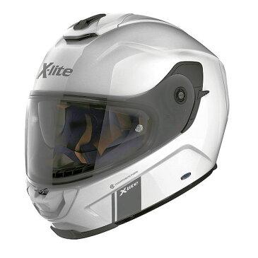 NOLAN X-lite X-903 CARBON モダンクラス ホワイト/3 カーボン フルフェイス ヘルメット 14990 14991 14992 14993