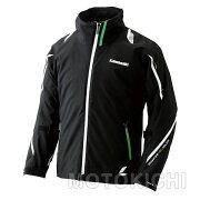 Kawasaki×RS カワサキ シーズン ジャケット ブラック グリーン