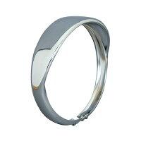 キジマHD-01552ヘッドライトベゼルバイザースタイル/クローム