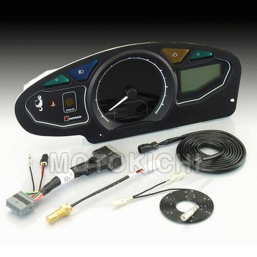 キタコ KITACO 752-1430800 デジタルスピードメーター タコメーター PCX125 PCX150 LCDマルチメー...