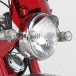 キタコ KITACO 800-0100100 ライトバイザー φ130ヘッドライト用 40mmロング ホンダ モンキー APE