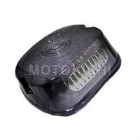 【あす楽対応】(POSH)ポッシュ880257ローハイトLEDテールライトType2スモークハーレー(ほとんどの車両に取付可)
