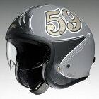 SHOEIJ・OJOGRATTE-CIELTC-10ジェットヘルメットジェイオー
